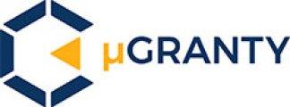 Logo strony μGranty B+R dla przedsiębiorstw