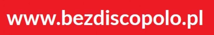 Logo strony Bez disco polo