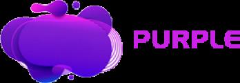 Logo strony Purple Work